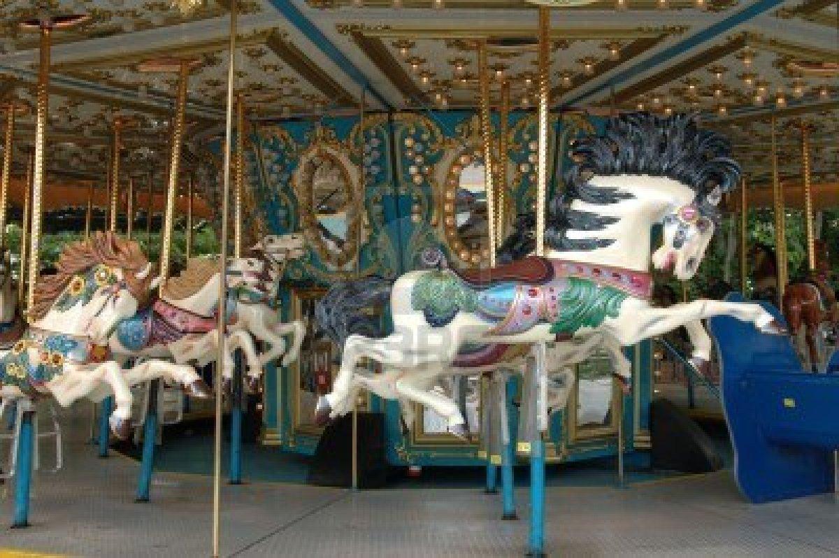 Merry Go Round Horses - Bing images