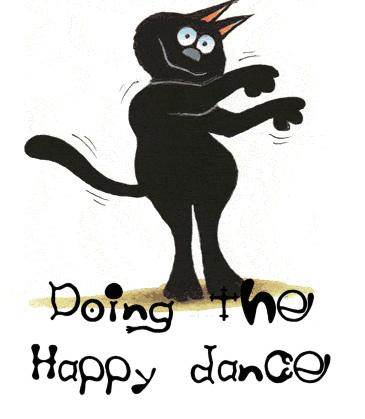 HAPPY HAPPY DANCE!!!!!!! | Gift of RA