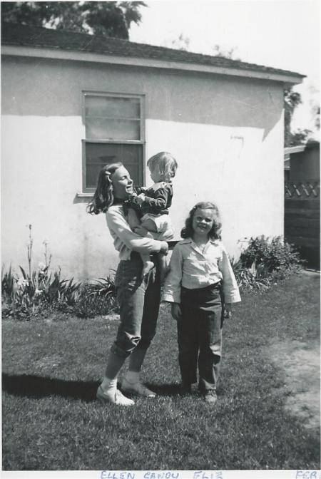 Ellen, Elizabeth & Candy- 1954-2