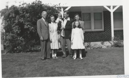 Ellen, Elizabeth & Candy- 1954
