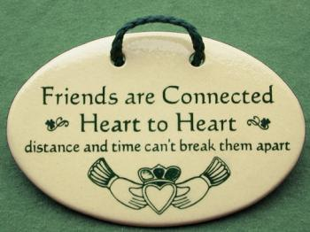 Connected friends